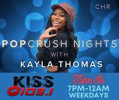 Popcrush Nights with Kayla Thomas